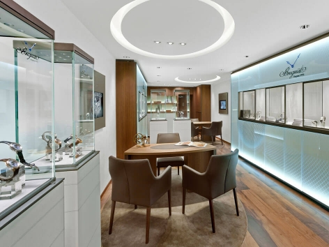 Boutique Breguet Cannes