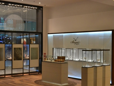 Breguet Boutique Dubai Mall
