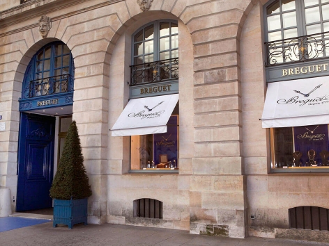 Boutique Breguet Paris