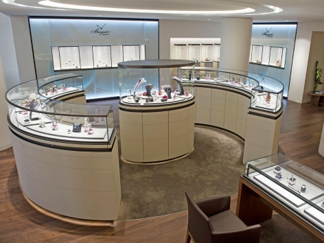 Boutique Breguet Paris 1